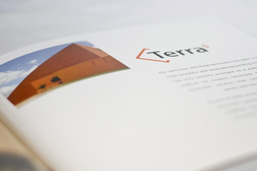 Cladding Corp Corporate Brochure ©2010 Barrett Morgan Design LLC