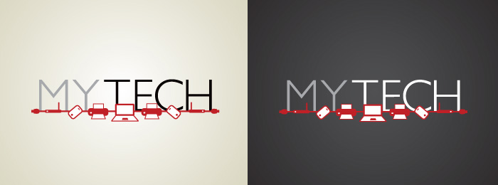 MyTech - Rebranding © Barrett Morgan Design LLC