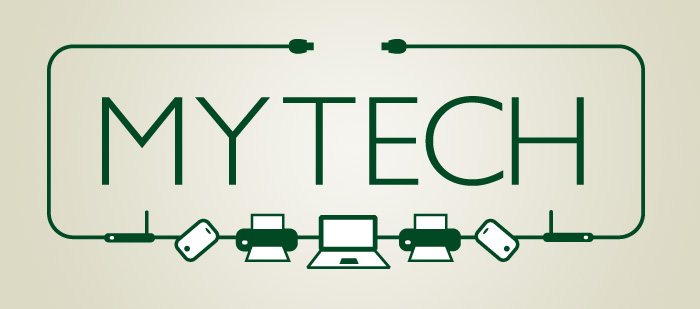 MyTech - Logo © Barrett Morgan Design LLC