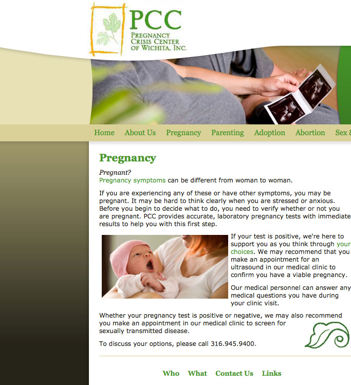PCC Website Development