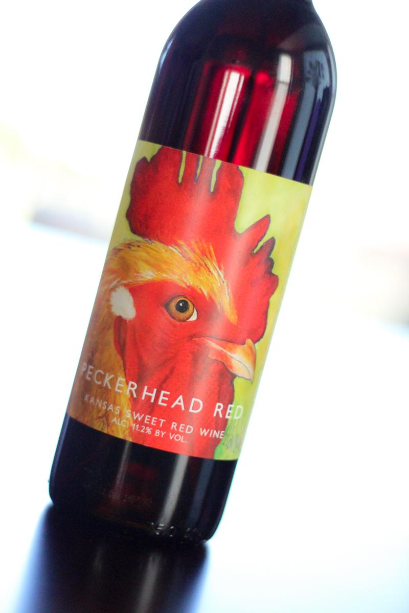 Peckerhead Red Label highlight
