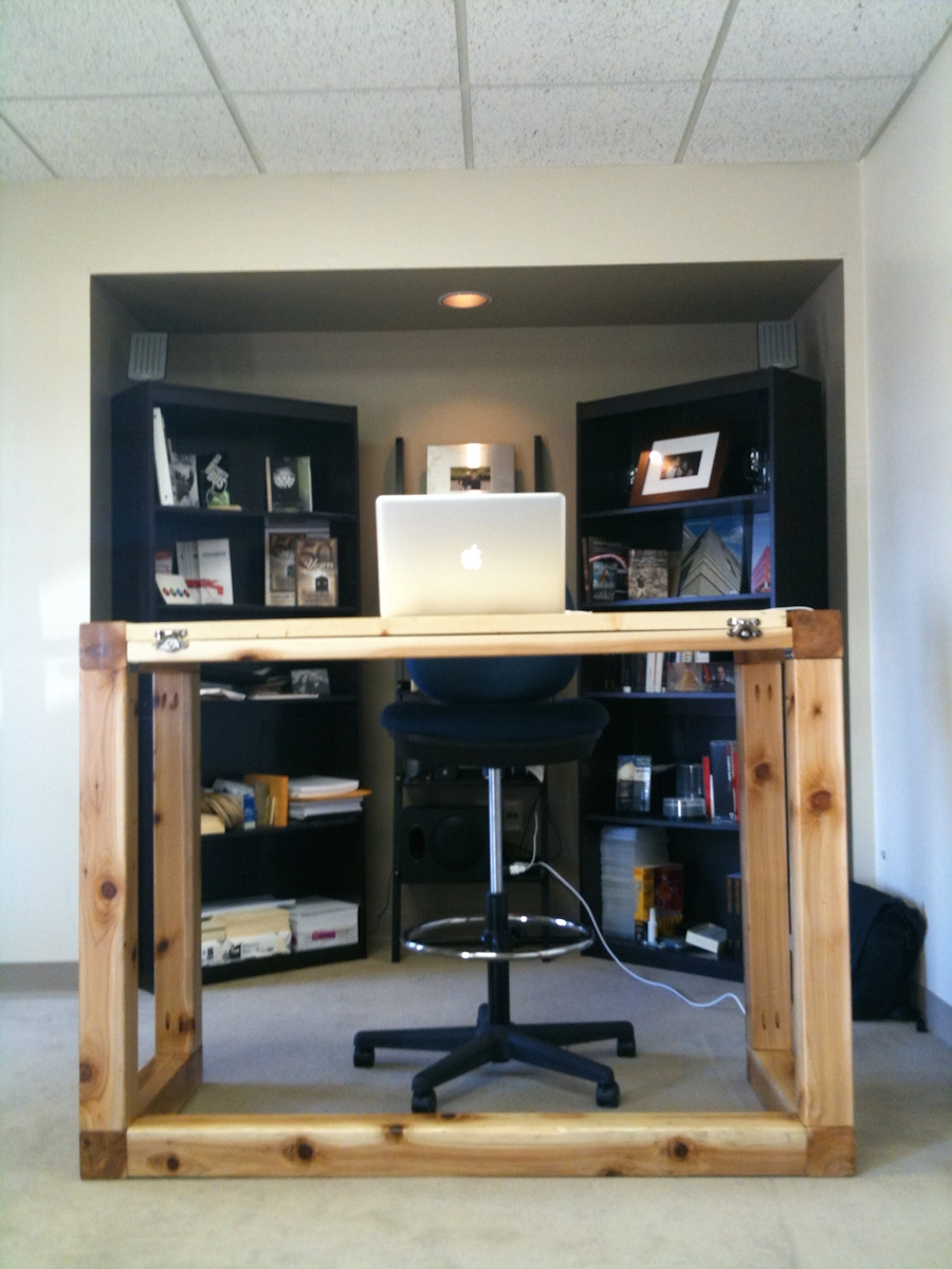 Exceptionnel Drafting Table Chair With Desk At Barrett Morgan Design LLC