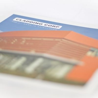 Cladding Corp Corporate Brochure