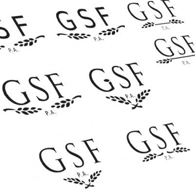 Gates, Shields, & Ferguson, P.A. Logo Development
